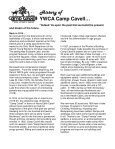 YWCA Camp Cavell at a Glance! - Page 3