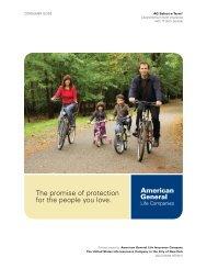 American General Life Level premium term ... - Shaw American