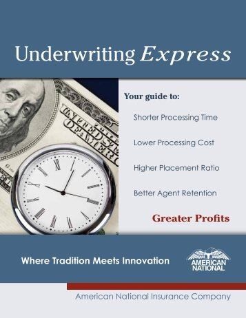 Full Versus Express Underwriting - Himmelstein Insurance Services