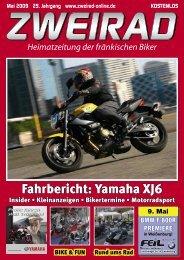 Fahrbericht: Yamaha XJ6 - ZWEIRAD-online