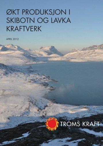 Brosjyre (april 2012) - Troms Kraft