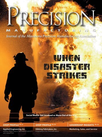 When Disaster Strikes - Minnesota Precision Manufacturing ...