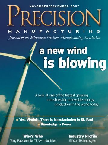 November / December - Minnesota Precision Manufacturing ...
