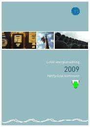Lokal energiutredning Hattfjelldal kommune - Helgelandskraft