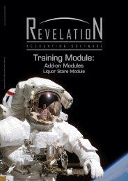 1. Liquor Store Module - Revelation