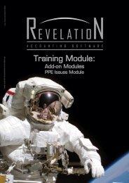 Training Module: - Revelation