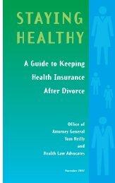 Staying Health02#2 - Health Law Advocates