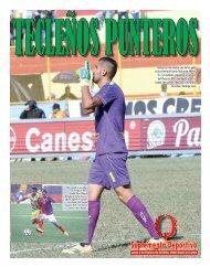 Suplemento Deportivo 02 de Febrero de 2015