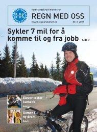 Regn med oss nr 3 - Helgelandskraft