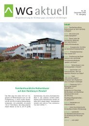 Tour d'Energie am 26. April 2009. - Wohnungsgenossenschaft eG ...