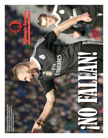 Suplemento Deportivo 23 de Febrero de 2015