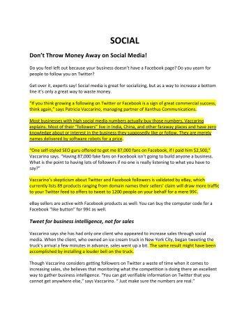 SOCIAL - Katz Marketing Solutions   Radio Advertising   Media Agency
