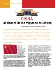 China, al alcance - Coparmex