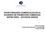OPORTUNIDADES COMERCIALES EN EL ACUERDO DE ...
