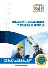 reglamento de seguridad y salud en el trabajo - Cámara de ...