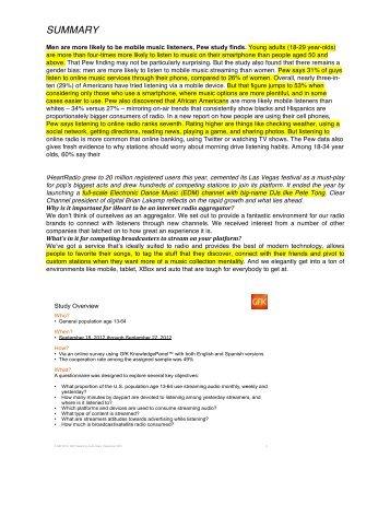 summary - Katz Marketing Solutions   Radio Advertising   Media ...