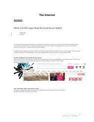 The Internet - Katz Marketing Solutions | Radio Advertising | Media ...
