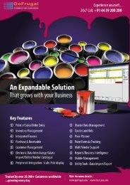 Product Brochure - download.gofrugal...
