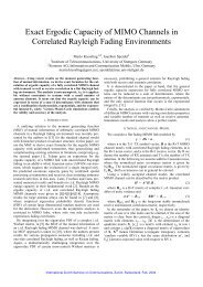 Exact Ergodic Capacity of MIMO Channels in Correlated Rayleigh ...