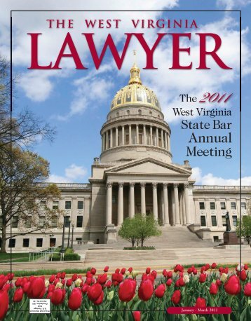 March 2011 - West Virginia State Bar