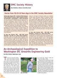 EMC History Committee - IEEE EMC Society