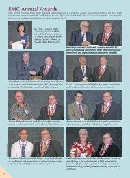 EMC Annual Awards - IEEE EMC Society