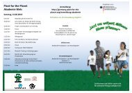 Plant-for-the-Planet Akademie Wels - Multikraft