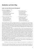 Gedanken auf dem Weg - Kirchgemeinde Wünnewil Flamatt Überstorf - Seite 3