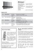 Gedanken auf dem Weg - Kirchgemeinde Wünnewil Flamatt Überstorf - Seite 4