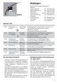 Gedanken auf dem Weg - Kirchgemeinde Wünnewil Flamatt Überstorf - Seite 7