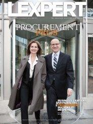 Procurement Revolution - Cassels Brock & Blackwell LLP