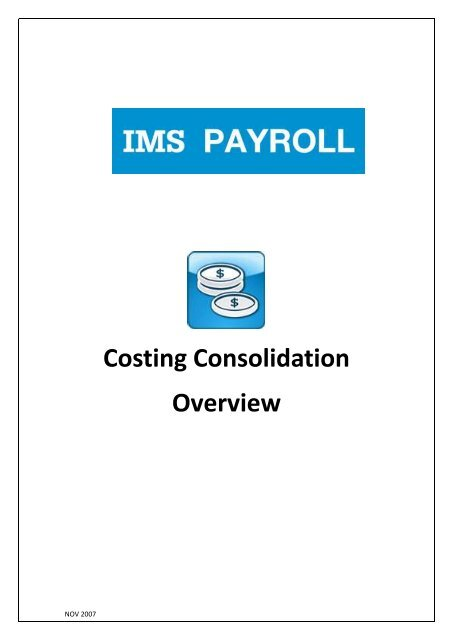 Advanced Foods Limited - IMS Payroll