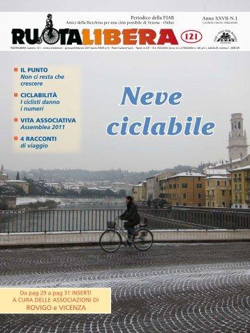 Neve ciclabile - Amici della Bicicletta di Verona