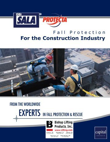 Construction Catalog - test - Capital Safety