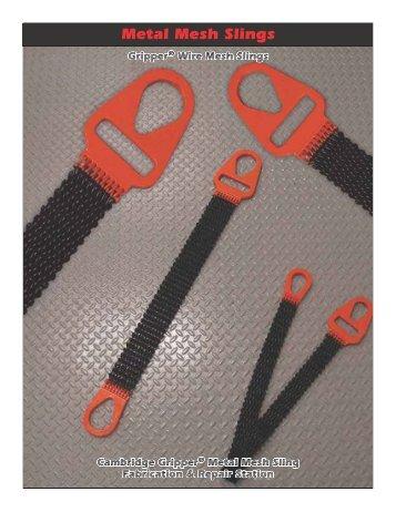 Metal Mesh Slings