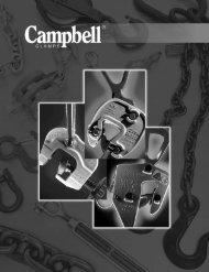 Campbell Clamps PDF