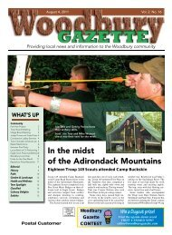 Community - Woodbury Gazette
