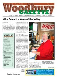 to view as a PDF. - Woodbury Gazette