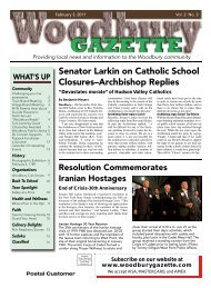 to view the February 3rd issue as a PDF. - Woodbury Gazette