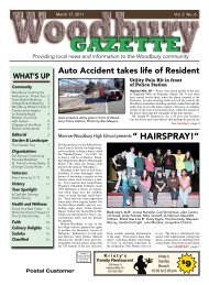 to view the March 17, 2011 issue. - Woodbury Gazette