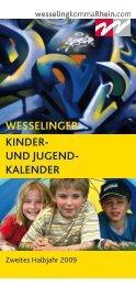 KINDER - Stadt Wesseling