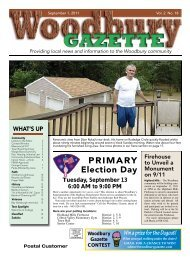 section one. - Woodbury Gazette