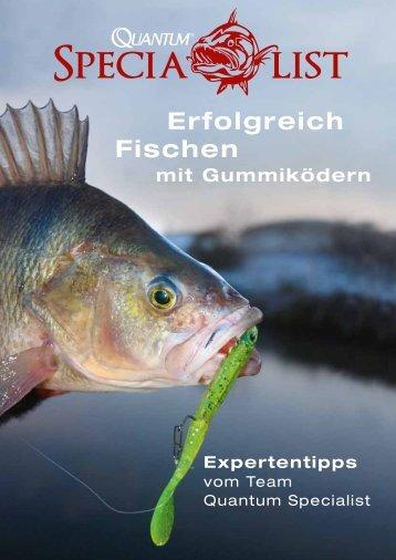 Erfolgreich Fischen mit Gummikoedern