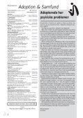 Medlemsblad for Adoption & Samfund September 2008 32. årgang ... - Page 2
