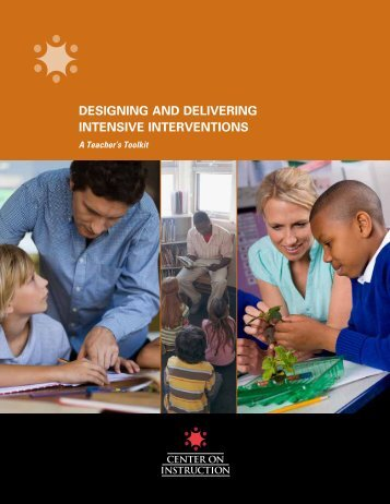 designing and delivering intensive interventions - The Meadows ...
