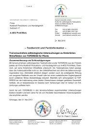 TOPDRESS für Pferde Testbericht - Multikraft