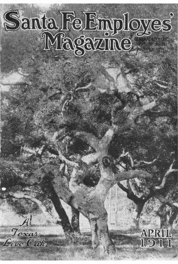 Santa Fe employes' magazine