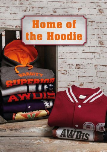 Home of the Hoodie