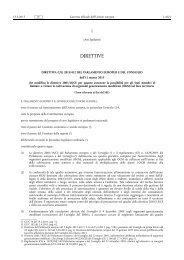 Nuova direttiva UE su OGM