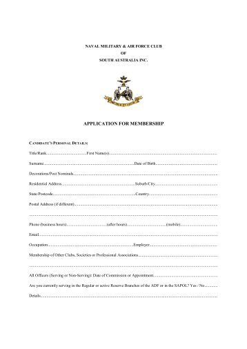 N-426, Request for Certification of Military or Naval Service ...